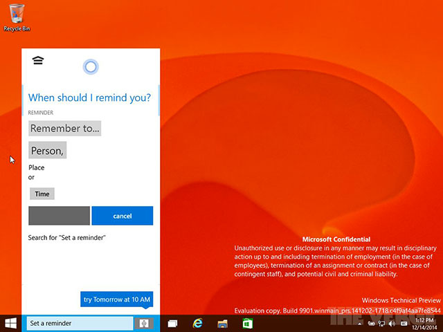 Windows 10 Consumer Preview : image 7