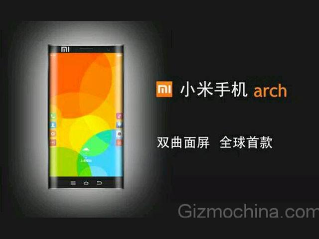 Oubliez le Note Edge, le Xiaomi Arch est deux fois plus flexible !