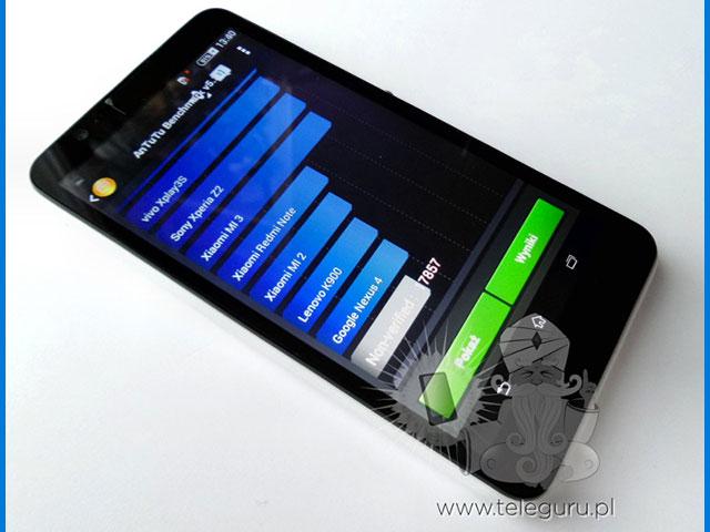 Sony Xperia E4 : photo volée 1