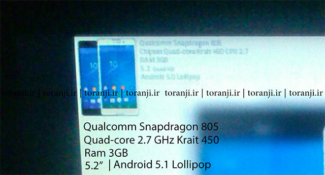 Xperia Z4 : image 3