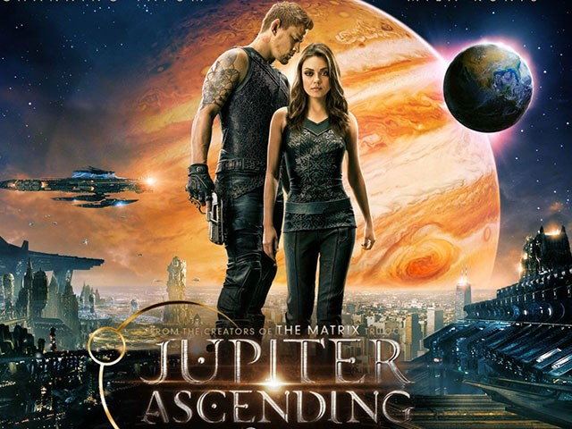 Jupiter Ascending BA étendue
