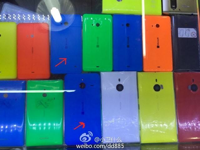 Lumia 1330 FCC