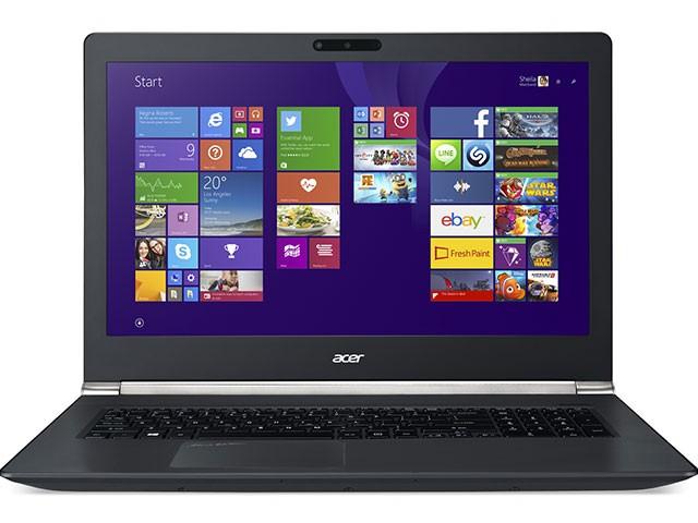 Acer Aspire V-Nitro Black Edition : un ordinateur haut de gamme, avec du RealSense en prime