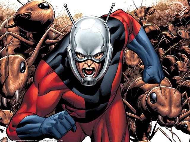 Bande annonce complète Ant-Man