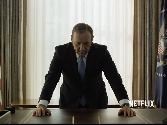 Bande annonce House of Cards saison 3