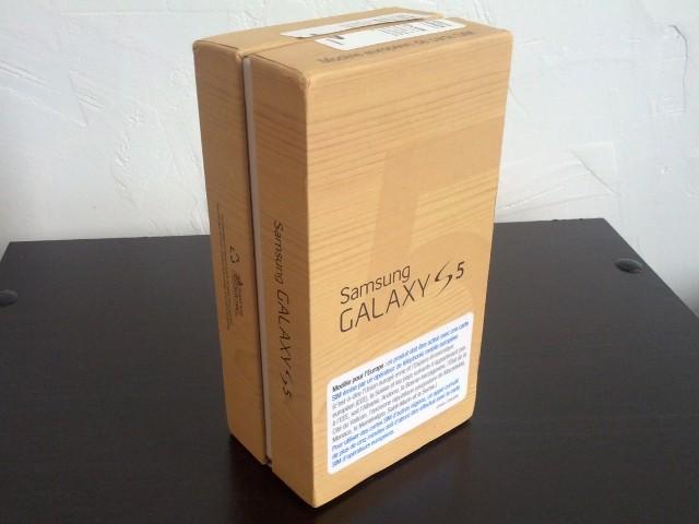 Lollipop Galaxy S5 UK