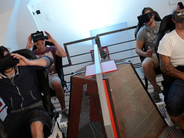 Cinéma et Oculus