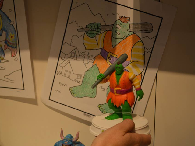 Crayola va imprimer en 3d les dessins de vos enfants for Application dessin 3d