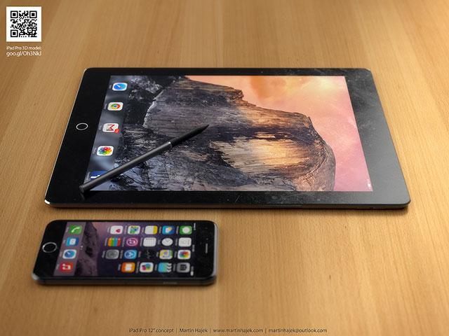 Concept iPad Pro Martin Hajek : image 1