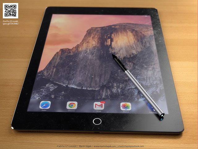 Concept iPad Pro Martin Hajek : image 10