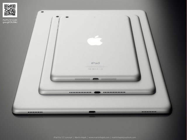 Concept iPad Pro Martin Hajek : image 2