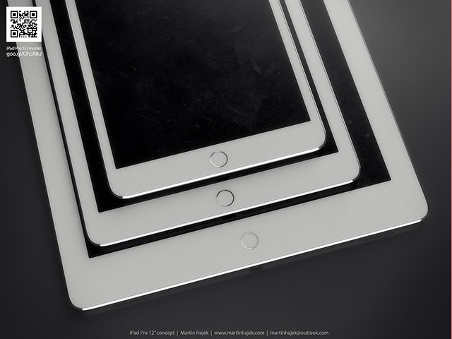 Concept iPad Pro Martin Hajek : image 4