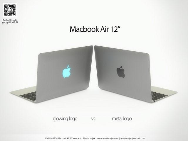 Concept iPad Pro + MacBook Air 12 pouces : image 7