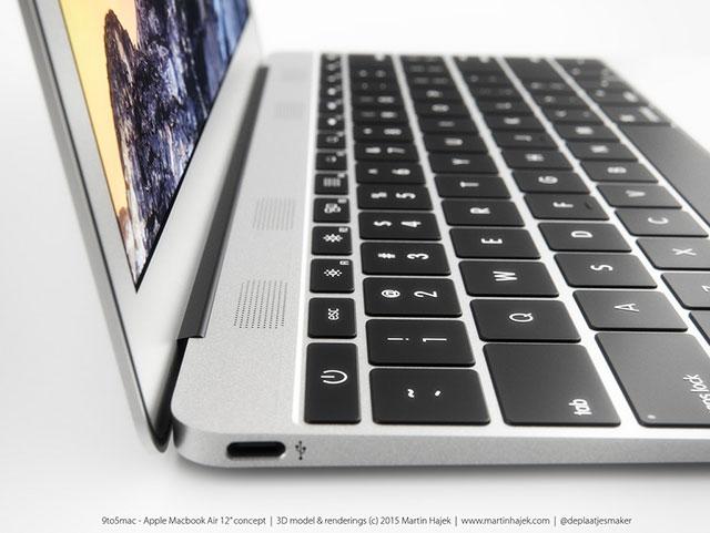 Concept MacBook Air 12 : image 1