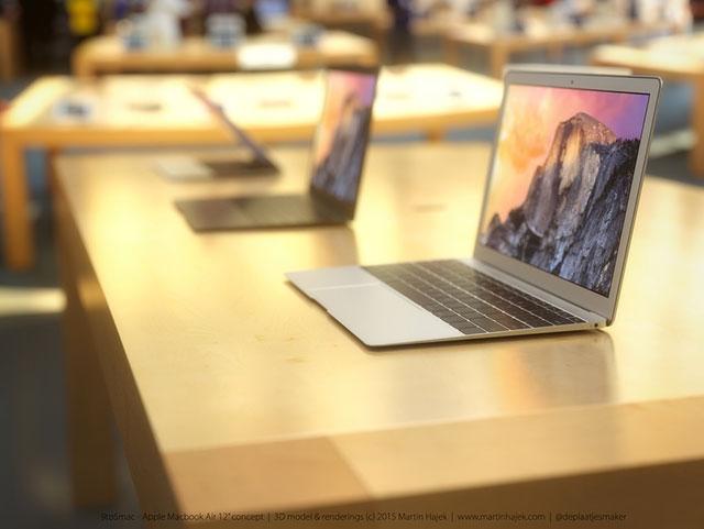 Concept MacBook Air 12 : image 2