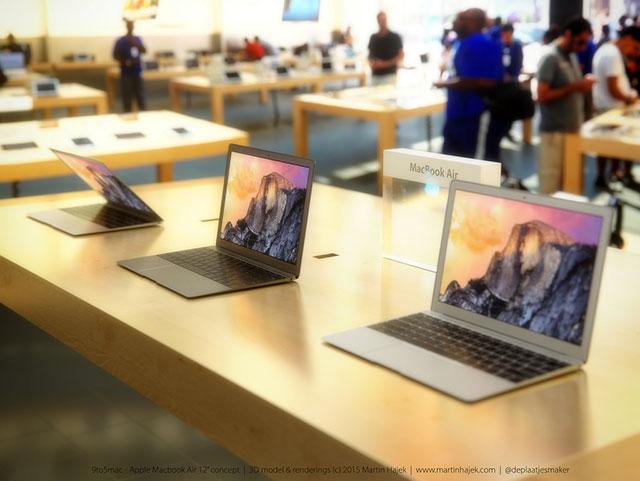 Concept MacBook Air 12 : image 5