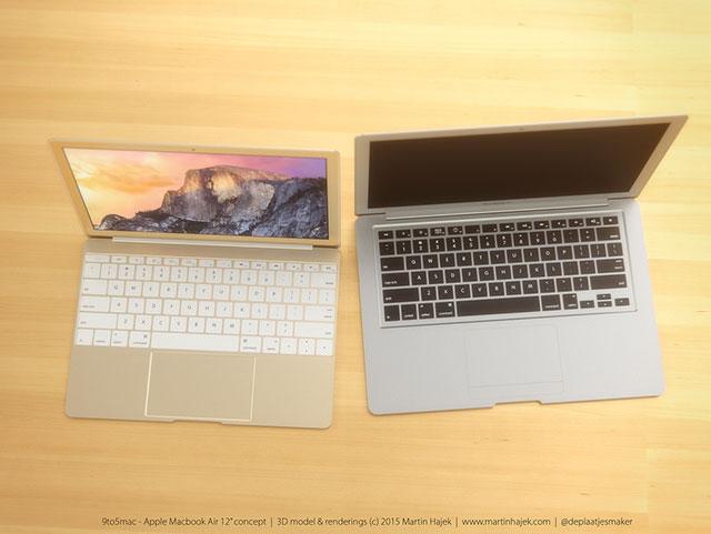Concept MacBook Air 12 : image 7