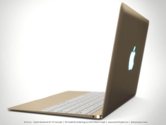 Concept MacBook Air 12 : image 8