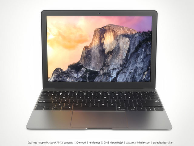 Concept MacBook Air 12 : image 9