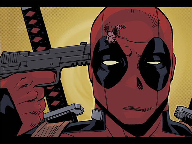 Début tournage Deadpool