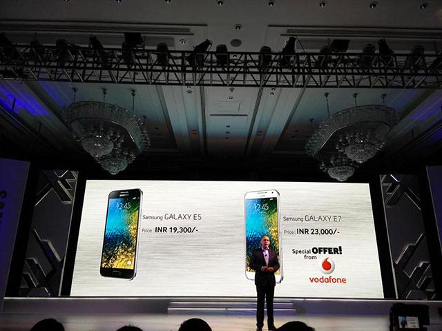 Samsung Galaxy E5 / E7