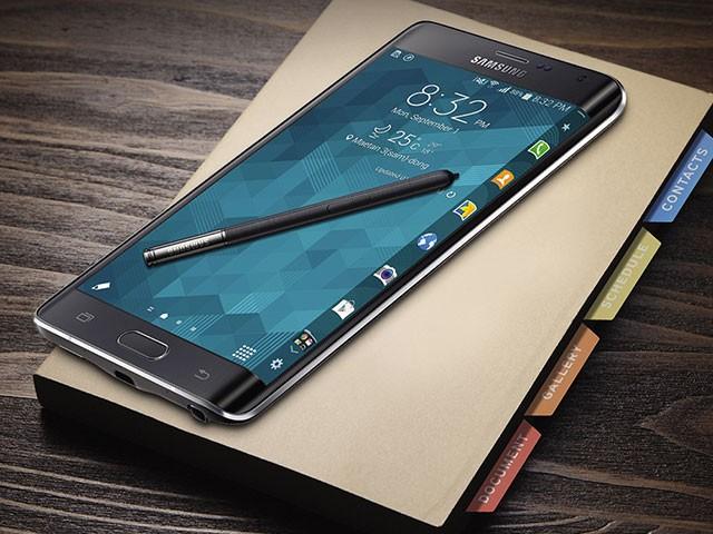 Des détails sur le Samsung Galaxy S6 Edge