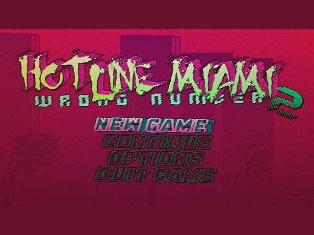 Hotline Miami 2 Australie