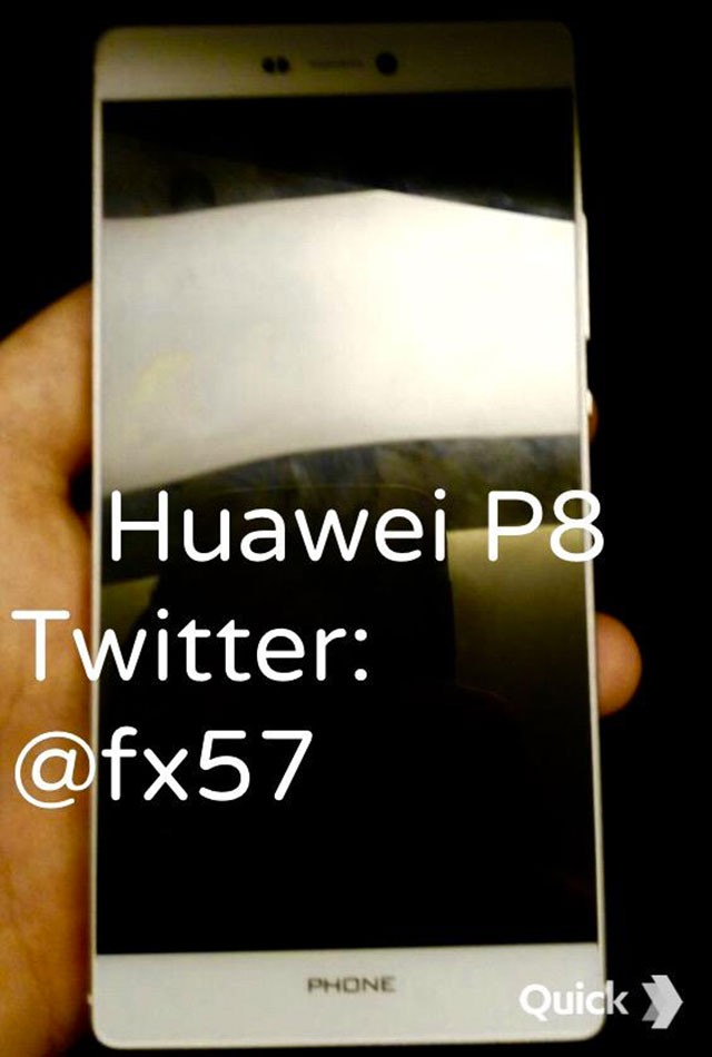 Huawei P8 : photo 1