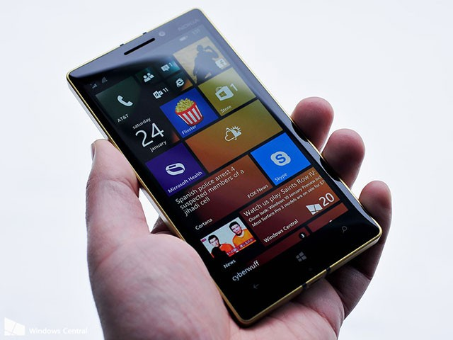 Lumia 930 Gold : image 1