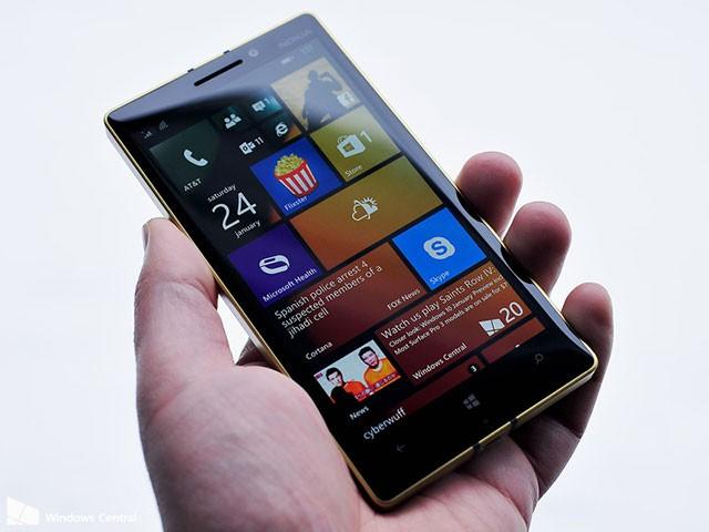 Lumia 930 Gold : image 1