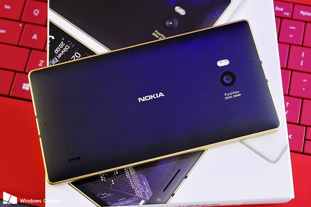 Lumia 930 Gold : image 4