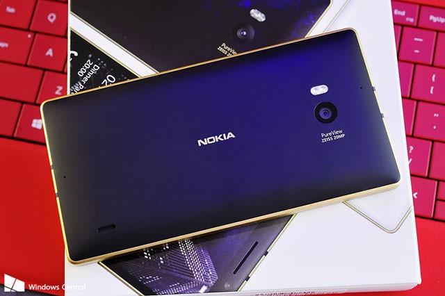 Lumia 930 Gold : image 4