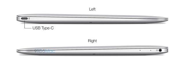 MacBook Air 12 pouces : image 5