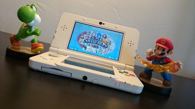 New Nintendo 3DS et amiibo