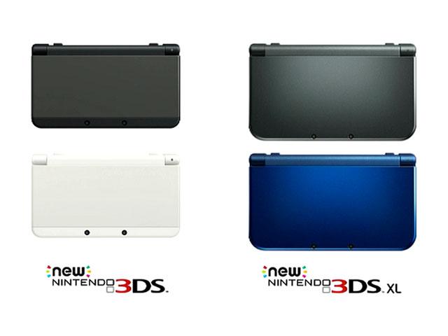New Nintendo 3DS Europe