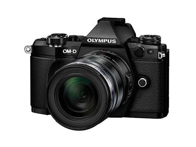 OM-D E-M5 II : rendu 1