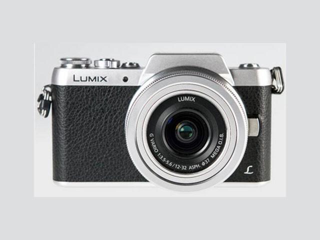 Rendu Panasonic Lumix GF7