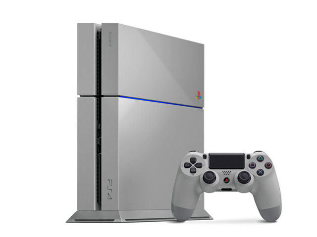 Tirage au sort PlayStation 4 20th