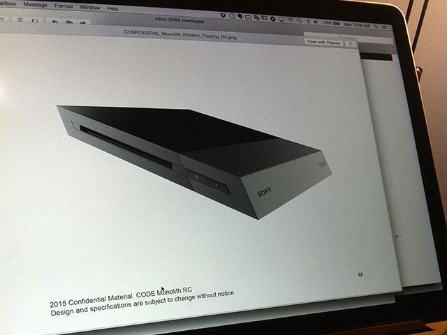 PlayStation 4 Slim : image 1