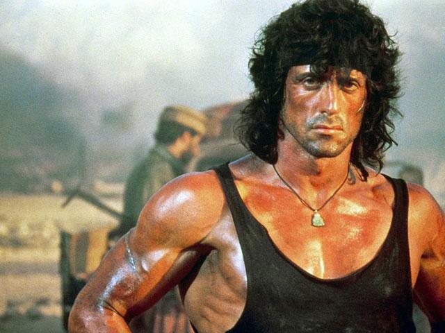 Rambo le retour
