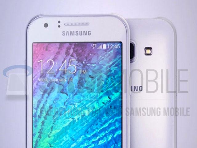 Samsung Galaxy J1 : rendu 0