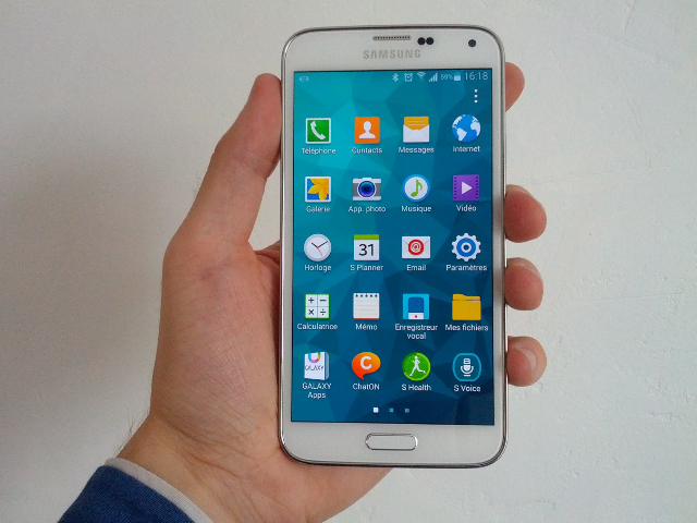 Lecteur Galaxy S6