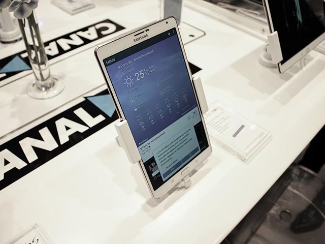 Nouvelles tablettes Samsung