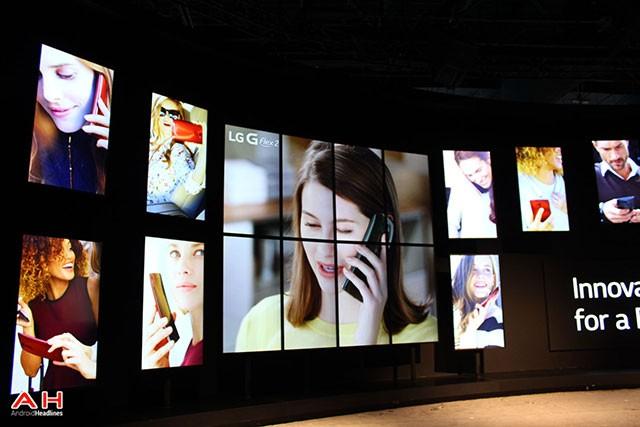 Visuels LG G Flex 2 : image 3