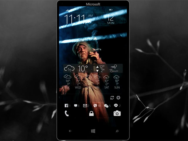 Concept Windows 10 for Phones : image 1