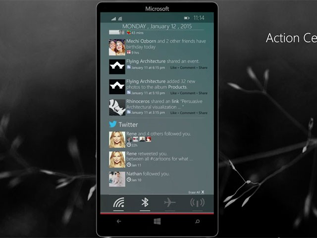 Concept Windows 10 for Phones : image 4