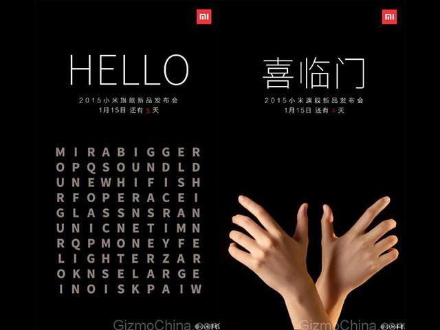 Teaser Xiaomi Redmi Note 2