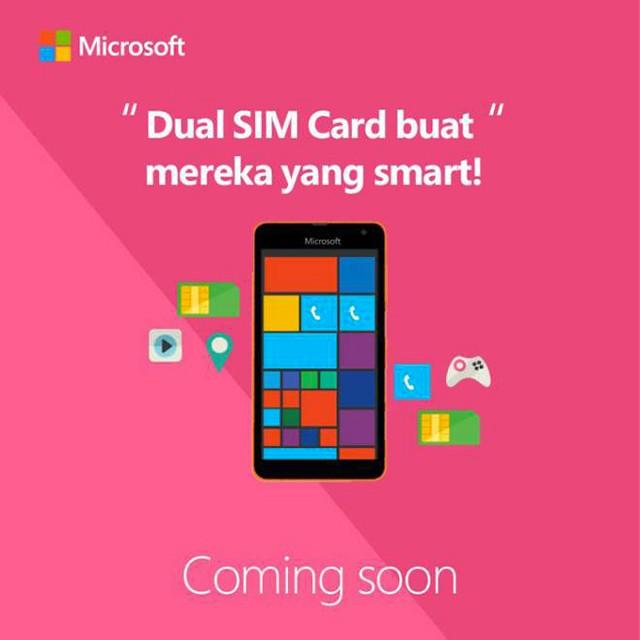 Teaser Lumia 1330 : image complète