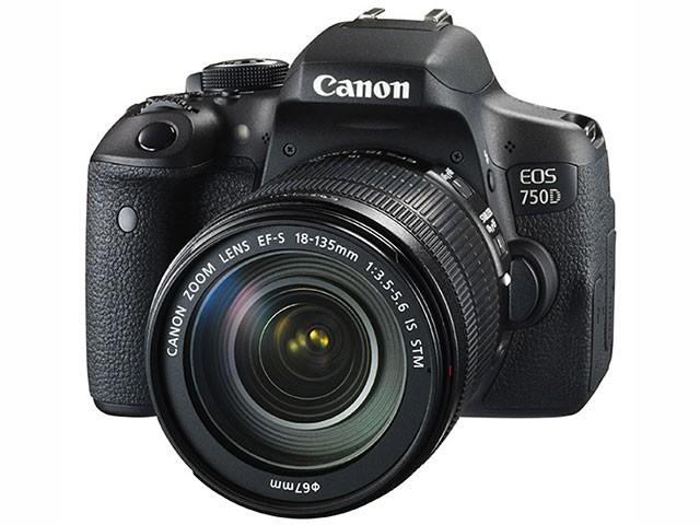 Canon EOS 750D : image 1