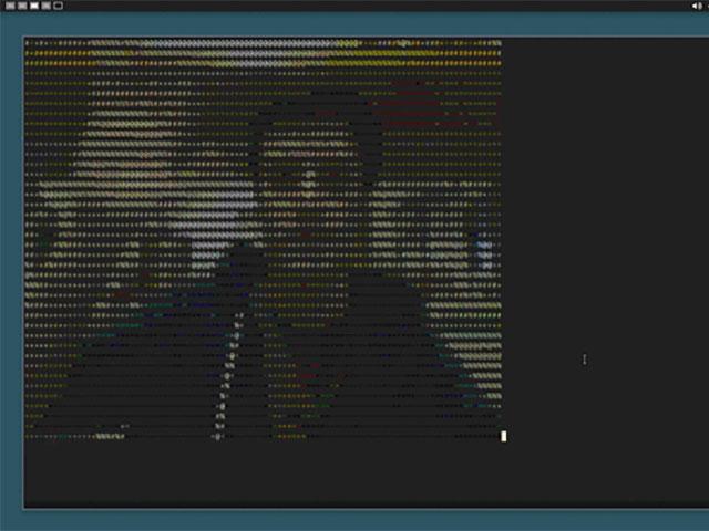 ASCII Chat